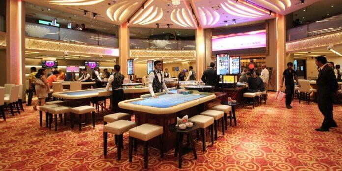 goa, casinos