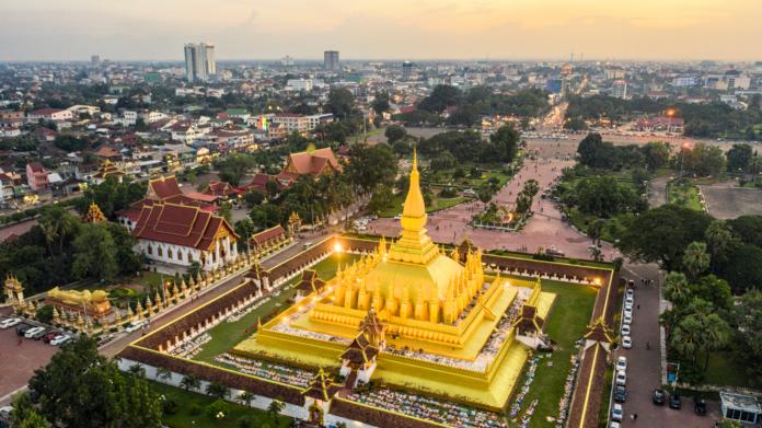 Laos, covid, lockdown, gaming, closed
