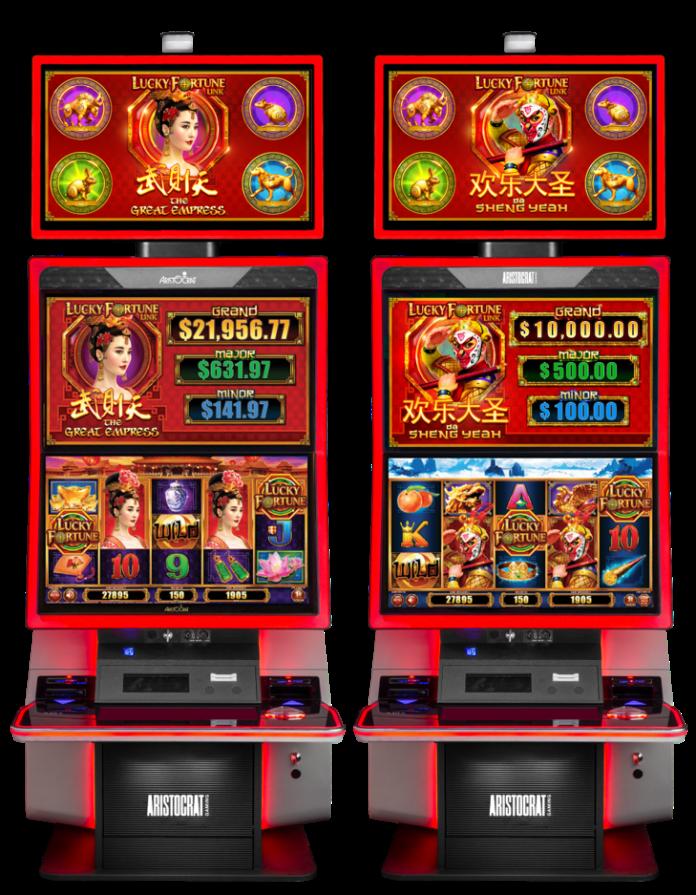 Lucky Fortune Link, Aristocrat