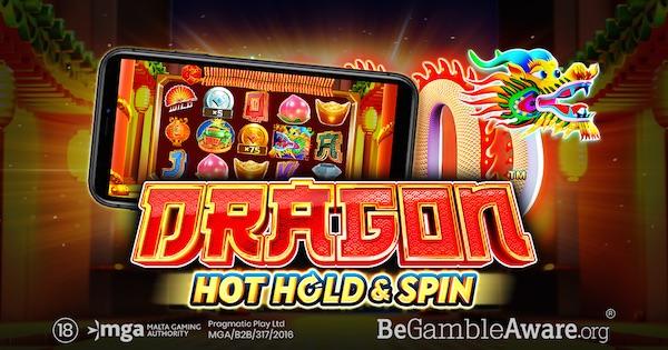 Pragmatic play, Dragon Hot hold & spin