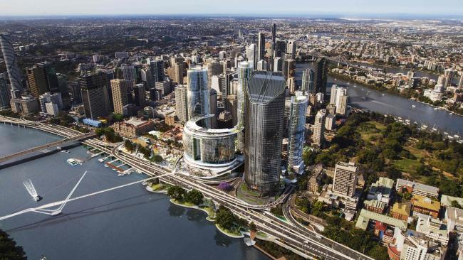 Queens-wharf, far east consortium