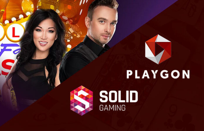 Solig gaming, playgon, asia