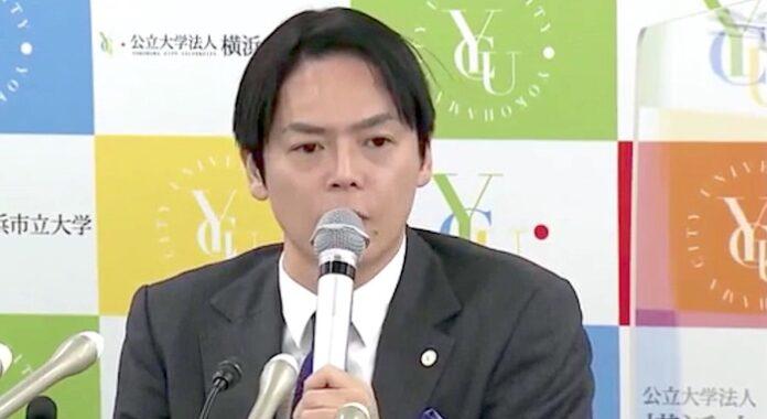Takeharu Yamanaka, yokohama, mayoral