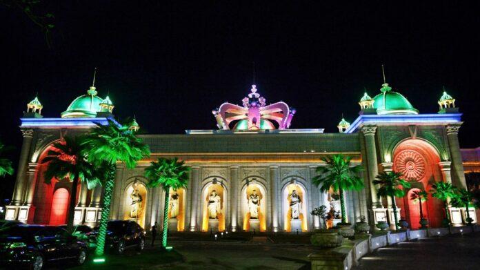 kings-roman casino, laos