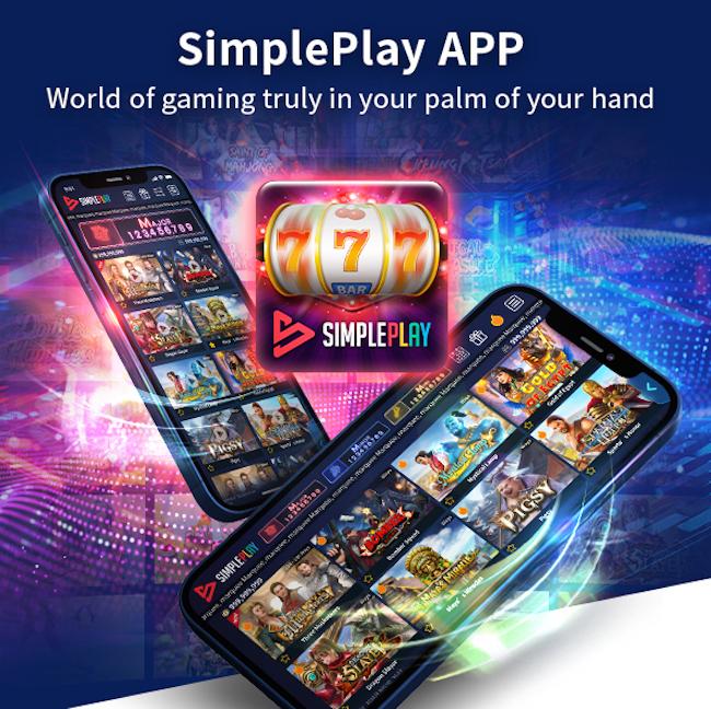 Simple Play, APP