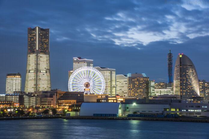 Yokohama, mayoral race