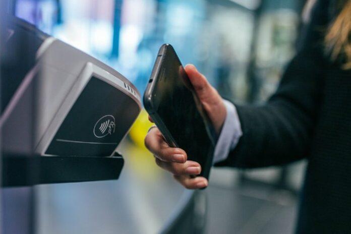 Cashless, digital wallets