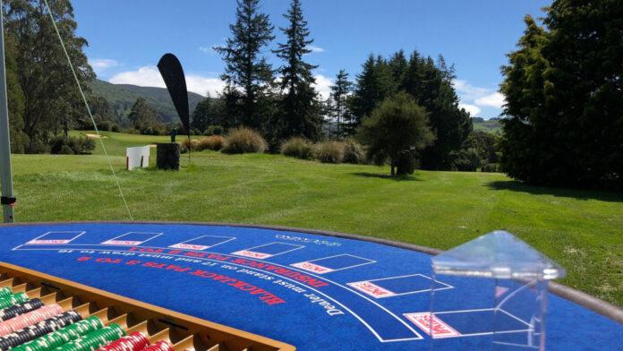 Dunedin's Grand Casino-outdoor