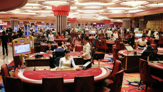 Macau Casino Dealers