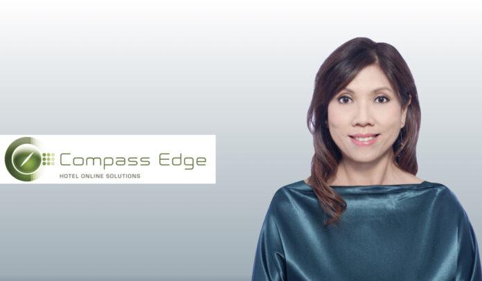 Anita Chan, compass edge