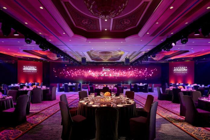 The Venetian Macao Ballroom