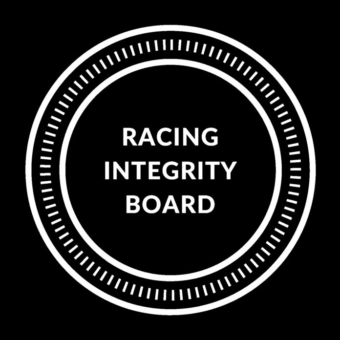 Racing integrity board