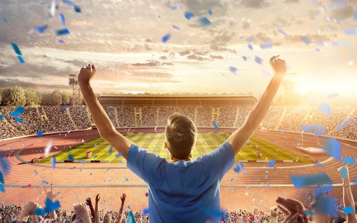 India stadium back roar