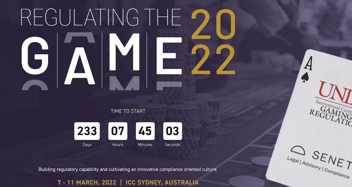 regulating the game 2022