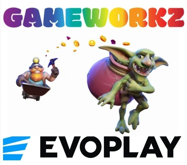 gameworkz, evoplay deal
