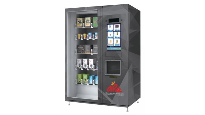 APE, vending machine