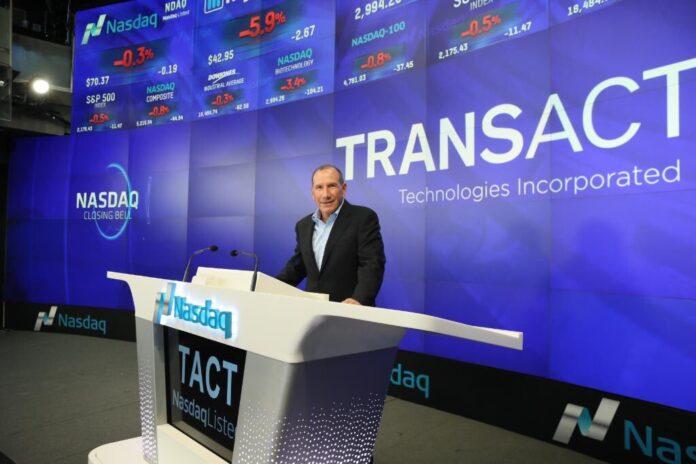 Bart C Shuldman - Chairman ransact
