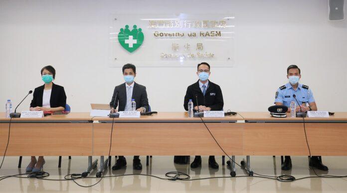 Macau, Health Bureau