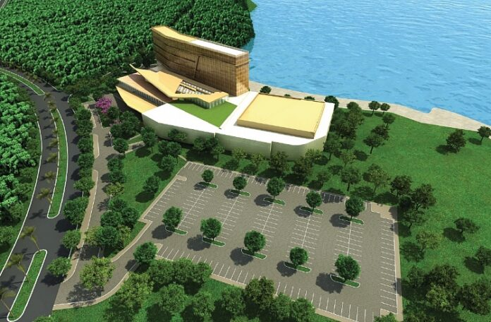 NagaCorp, primorye construction