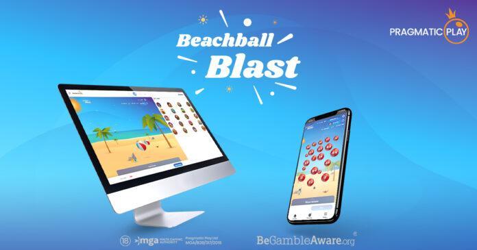PP-Beachball blast bingo
