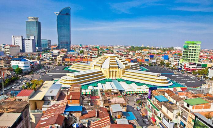 Phnom Pehn-Cambodia