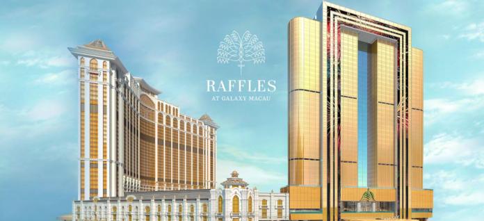 Raffles Hotel & resorts, Galaxy Macau
