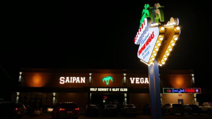 Saipan Vegas, slot operator