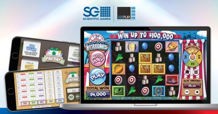 Sideplay Entertainment, Scientific Games