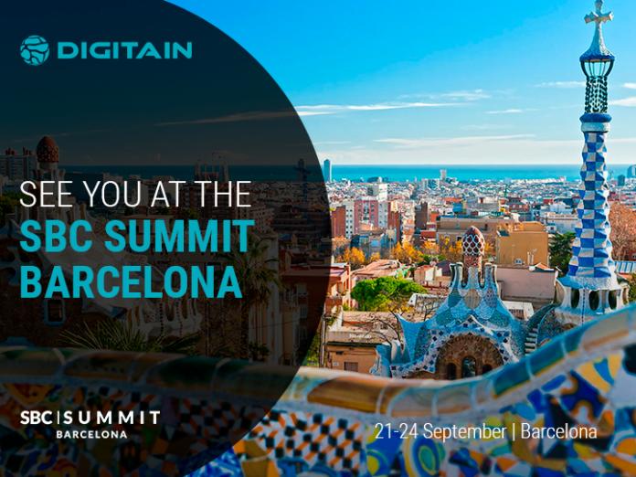 Digitain, SBC Summit Barcelona