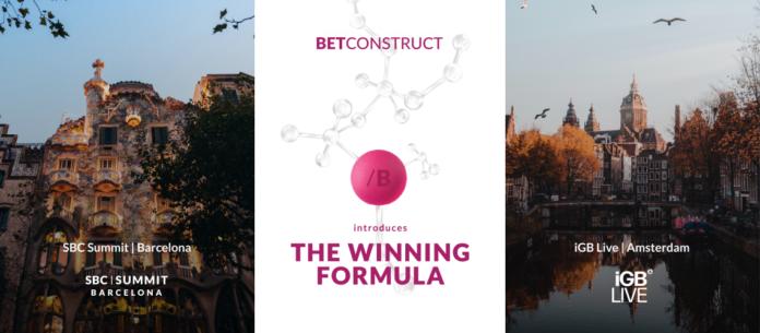 Betconstruct, winning formula