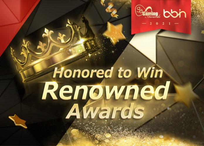 BBIN, IGA Awards