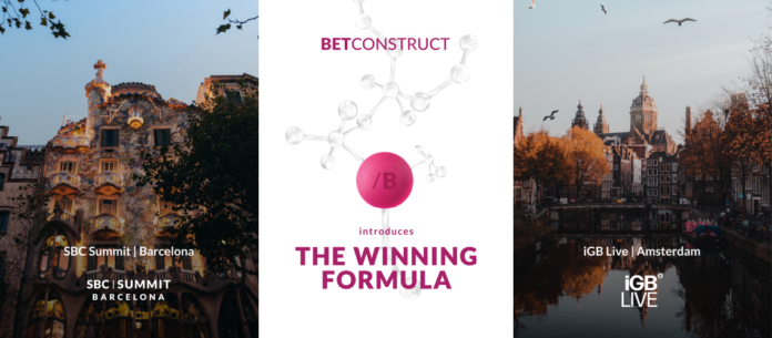 BetConstruct Winning Formula