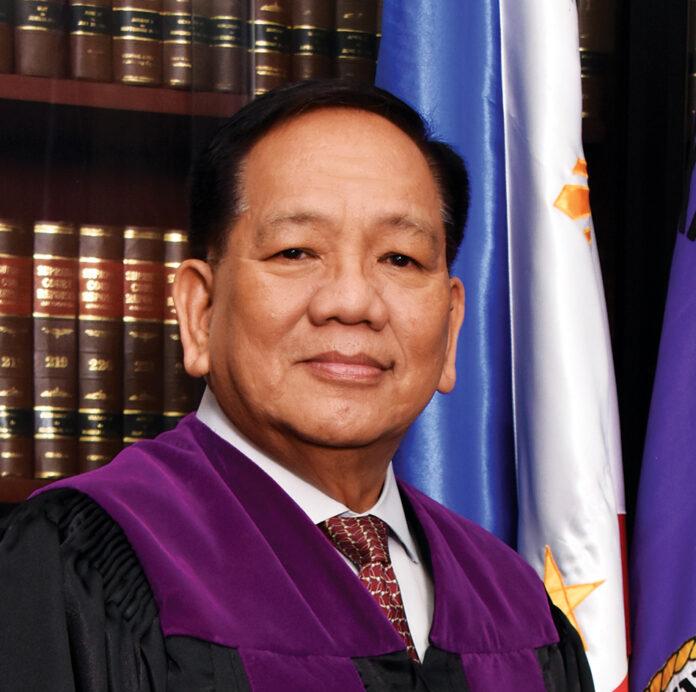 Bloomberry Resorts, Chief Justice, board director, Diosdado Peralta