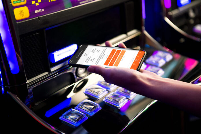 IGT digital wallet
