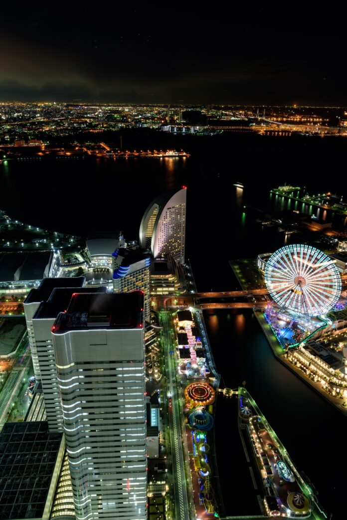Japan, IR, yokohama, mayoral race