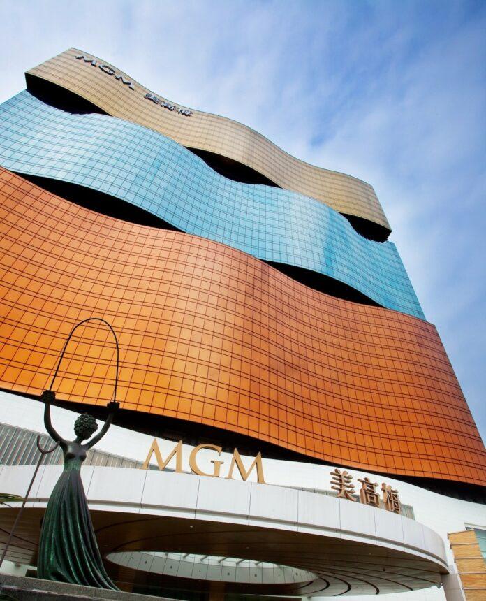 MGM Macau, adopted natural gas