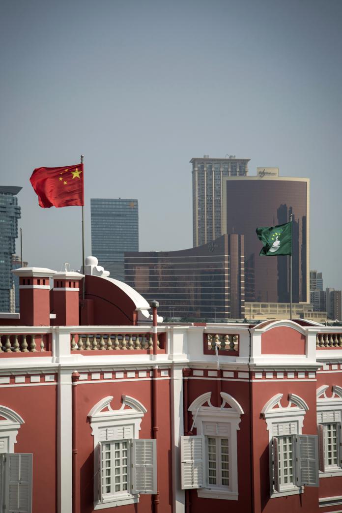 Macau,casino,concessions