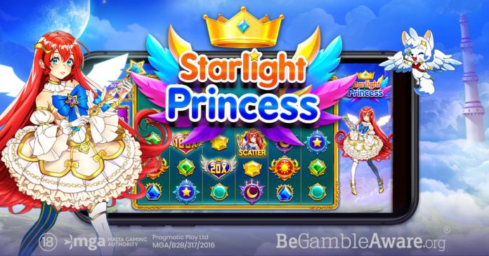 Pragmatic Play, Starlight Princess