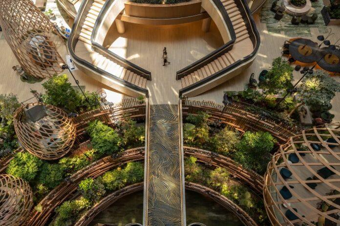 Parkroyal, Marina Bay Sands, Singapore
