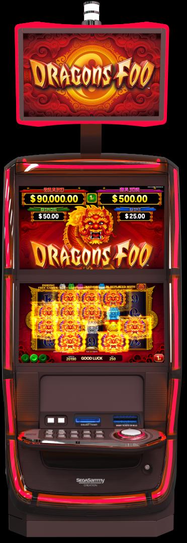 Dragons Foo, Sega Sammy