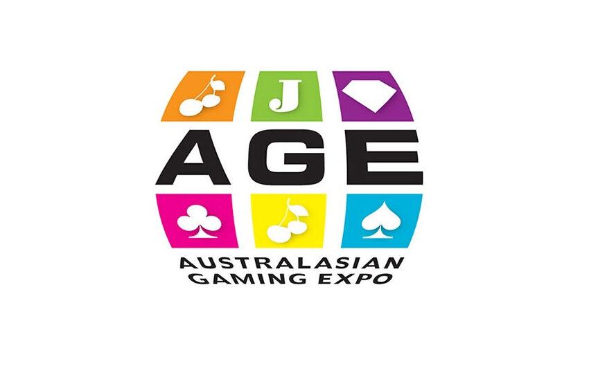 australasian gaming expo (AGE)