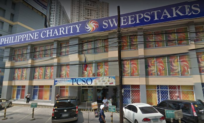 BelleCorp, Philippines Charity Sweepstakes Office, contract