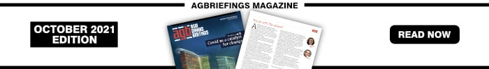 AGBriefings Magazine October