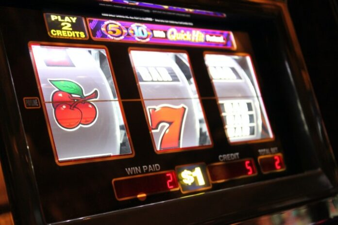 Slot Machine, slot replacement, casinos and pubs
